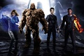 Picture cinema, movie, hero, film, Fantastic Four, yuusha, by sachso74