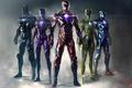 Picture cinema, film, yuusha, rangers, pearls, movie, hero, suit, Power Rangers