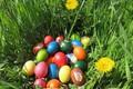 Picture eggs, Easter, eggs, spring 2018, meduzanol ©