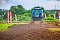Picture Grass, Sport, Speed, Race, Master, Dirt, Squirt, Russia, Kamaz, Rally, Rally, KAMAZ, RedBull, Master, Silk ...
