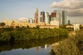 Picture River, Moscow, Building, Russia, Russia, Moscow, River, Buildings