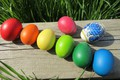 Picture mamala ©, timber, eggs, Easter