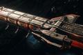 Picture starship, Star Citizen, Caterpillar