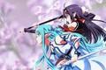 Picture game, anime, powerful, Sword Art Online, manga, SAO, light novel, oriental, asiatic, ALO, japanese, asian, ...