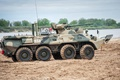 Picture army, Russia, THE BTR-82A