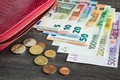 Picture coins, money, Euro