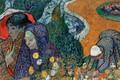 Picture picture, genre, Vincent Willem van Gogh, Vincent van Gogh, Arlezianka, Memory of the Garden at ...