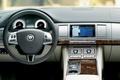 Picture salon, the wheel, Jaguar, dashboard