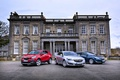 Picture Opel, mansion, cars, Metallic
