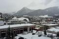 Picture Switzerland, snow, ALPS, Davos