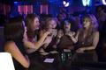 Picture Zoë Kravitz, blonde, bar, Scarlett Johansson, Rough Night, Pippa, Ilana Glazer, cinema, film, Jillian Bell, ...