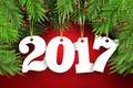 Picture new year, happy, decoration, holiday celebration, 2017, New Year