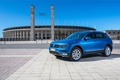 Picture Stadium, blue, 2016, Stadium, Tiguan, Tiguan, blue, 4motion, Volkswagen, Germany, Volkswagen, Germany, New, New