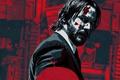 Picture cinema, John Wick, strong, John Wick: Chapter 2, blood, weapon, rifle, movie, film, powerful, gun, ...