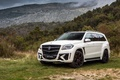 Picture Mercedes-Benz, SUV, crossover, Larte, 63 AMG Black Crystal, Site Long Car, The GL-Class
