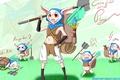 Picture MEPO, Dota 2, Iist, Anime, Meepo