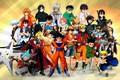 Picture Gintama, To Aru Majutsu No Index, Code Geass, Katekyo Hitman Reborn!, Lelouch Lamperouge, Gintoki Sakata, ...