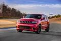 Picture Grand Cherokee Trackhawk, Jeep Grand Cherokee Trackhawk, speed, Jeep, car, Cherokee, red