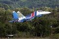 Picture fighter, Sukhoi, multipurpose, Su-30SM