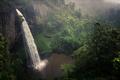 Picture wallpaper, New Zealand, nature, waterfall, beauty