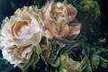 Picture flowers, peonies, Marcella Kaspar, art, Marcella Kaspar