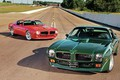 Picture Pontiac, Road, Trans Am, 1973, Muscle cars