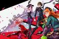 Picture Person 5, game, anime, Persona, hat, girl, mask, bishojomask, japonese, headphone, seifuku