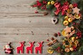 Picture Xmas, New Year, Merry Christmas, cookies, berries, Christmas, wood, cookies, decoration, hearts, holiday celebration, hearts, ...