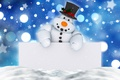 Picture winter, xmas, decoration, Christmas, holiday celebration, merry christmas, snow, New Year, snowman