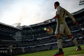 Picture logo, stadium, FIFA, FIFA 18, Real Madrid F.C., Futbol Club Barcelona, uniform, soccer field, Adidas, ...