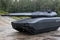 Picture tank, cannon, PL-01, modern weapon, Poland, BAE Systems, remote control machine gun, STANAG, stealth, light ...