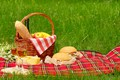 Picture flowers, sandwiches, wine, glade, bread, bananas, greens, glasses, sandwiches, basket, napkin, bottle, bouquet, bokeh, cheese, ...