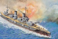Picture CCCP, The Russian Empire, Battleship, Sevastopol, Painting, Dreadnought