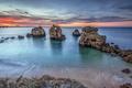 Picture rocks, shore, sea