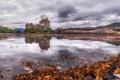 Picture Scotland, bridge, The Eilean Donan Castle