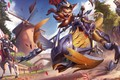 Picture mill, League of Legends, Sir Kled