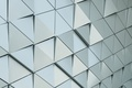 Picture triangle, steel, background, texture, design, abstract, wall, triangle