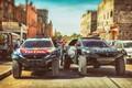 Picture Auto, The city, 2008, Sport, Machine, Speed, Machine, Peugeot, Lights, Red Bull, Rally, Dakar, Dakar, ...