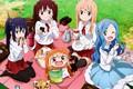 Picture anime, manga, bishojo, japonese, Himouto! Umaru-chan