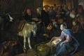 Picture The Adoration Of The Shepherds, Ian Havickszoon Walls, mythology, oil, canvas, picture