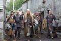 Picture warrior, axe, tv series, man, strong, powerful, weapon, Vikings, knife, spear, shield, armor, Viking