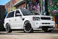 Picture Sport, supercharged, Range Rover, with