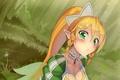 Picture anime, fairy, japanese, Sword Art Online, SAO, bishojo, light novel, Leafa, Kirigaya Suguha, ALO, ALfheim ...