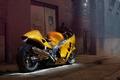 Picture yellow, sports, Bike
