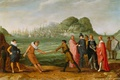 Picture tree, oil, picture, Adam Willaerts, Allegory of the Victory of the Dutch over the Spanish ...