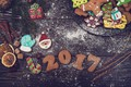 Picture treats, new year, holiday, cookies