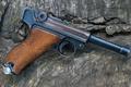 Picture gun, macro, 9 mm, 1939- 42, Luger