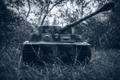 Picture toy, Tiger, tank, German, model, heavy