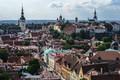 Picture Estonia, Tallinn, Estonia, Tallinn, Old Town