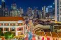 Picture Chinatown, skyline, Singapore, Singapore